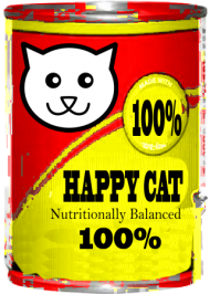"Catnip + Catfood = $1 Million Idea.   I came up with the idea but never blended Fancy Feast with catnip to see what would happen.  Anyone try this?   Is it as bad an idea as the  ""jump to conclusions"" mat?"